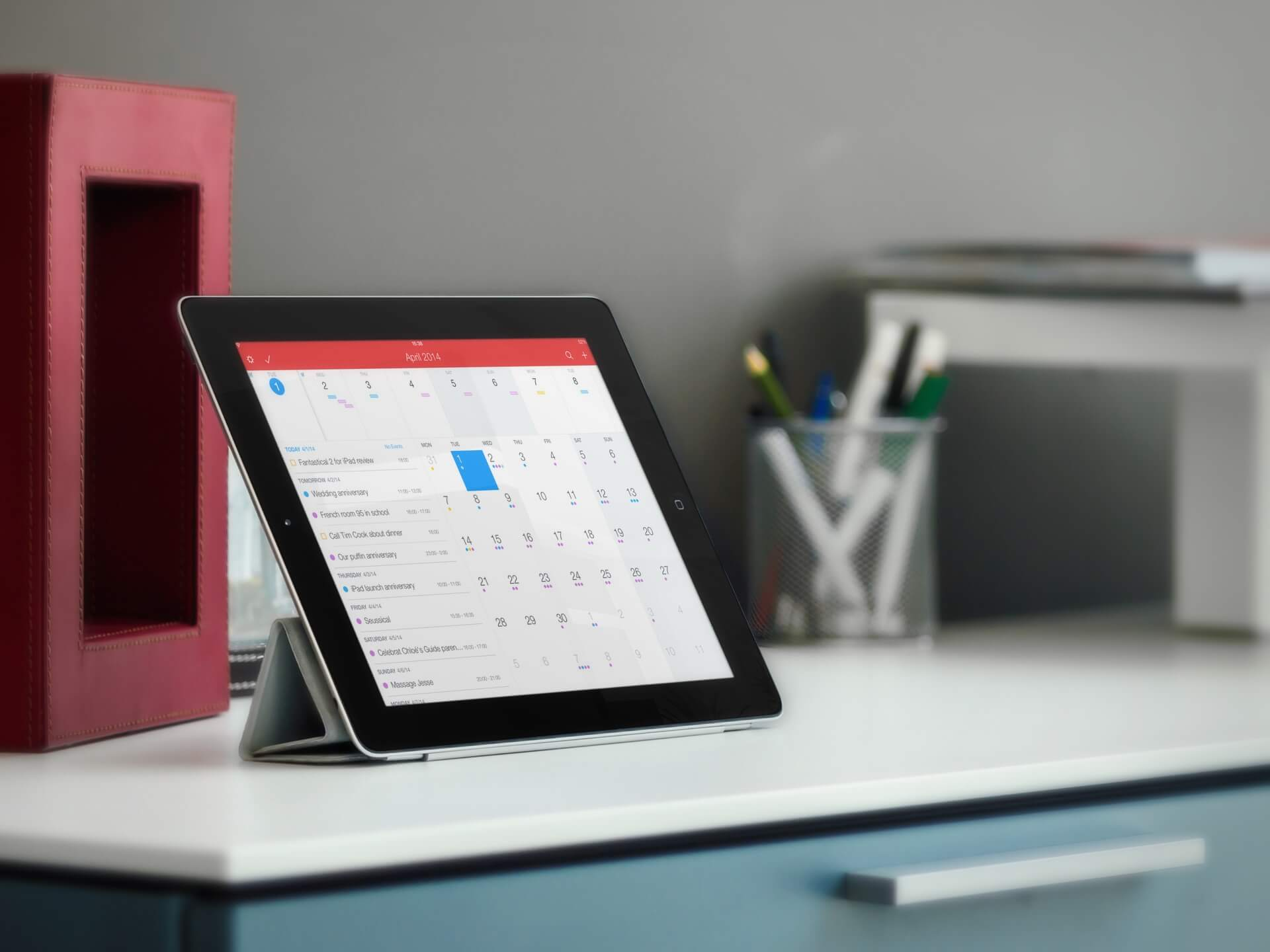 AniPad in a Business Environment