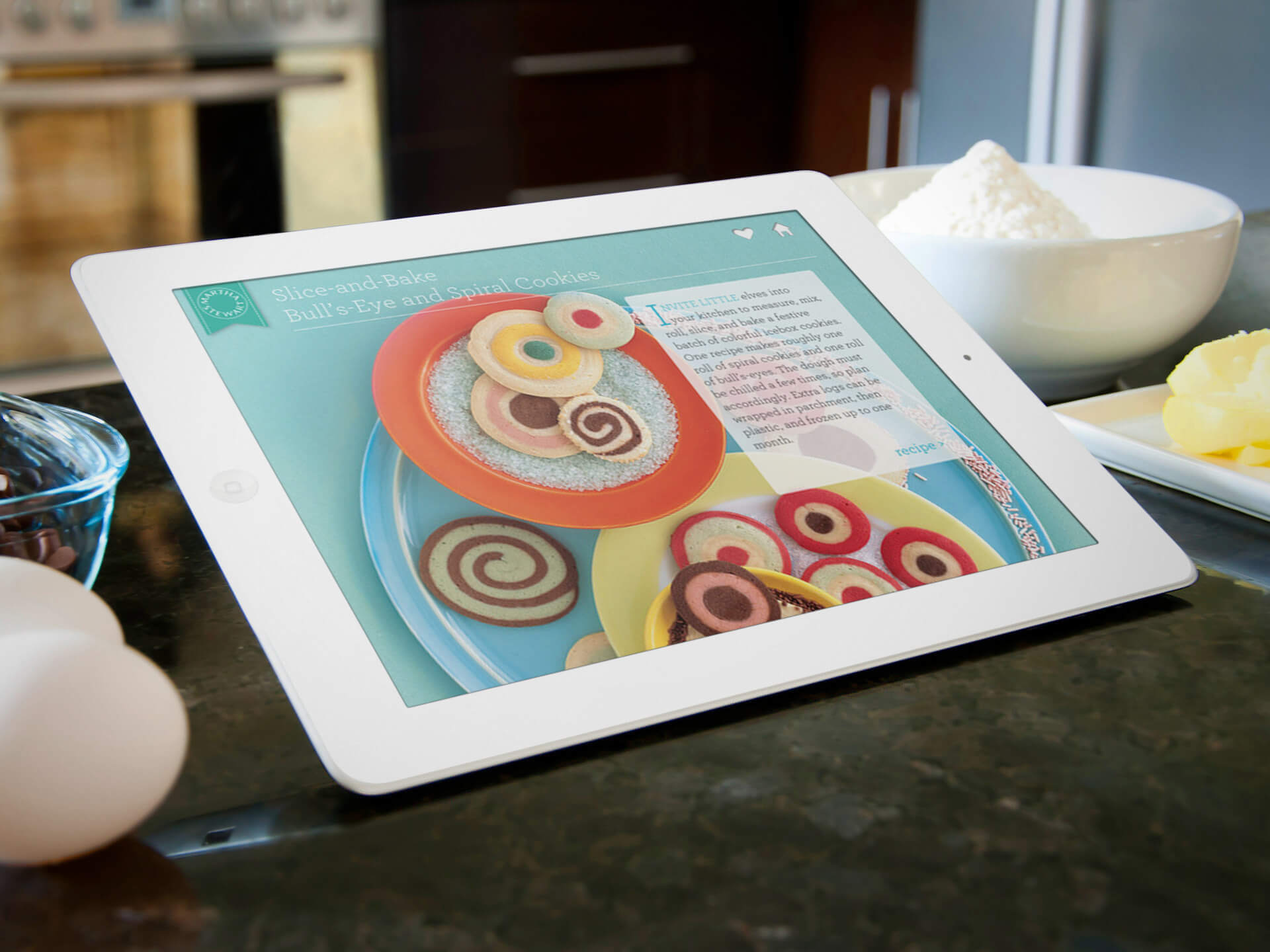 Martha Stewart Bakes Cookies App