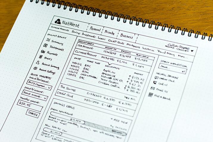 Dot Grid Paper Source:http://designshack.net