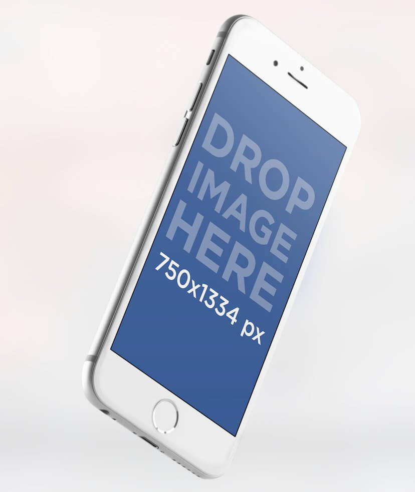 iPhone6 Floating