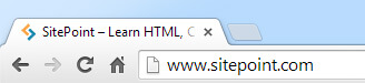 Sitepoint favicon