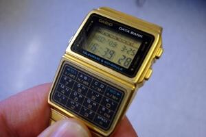 Calculator Watch
