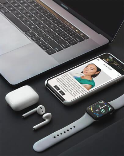 Iphone Kit Free Mockup