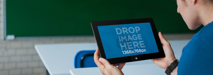 Digital Device Mockups for Education Apps