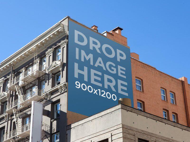 Free Urban Billboard Mockups