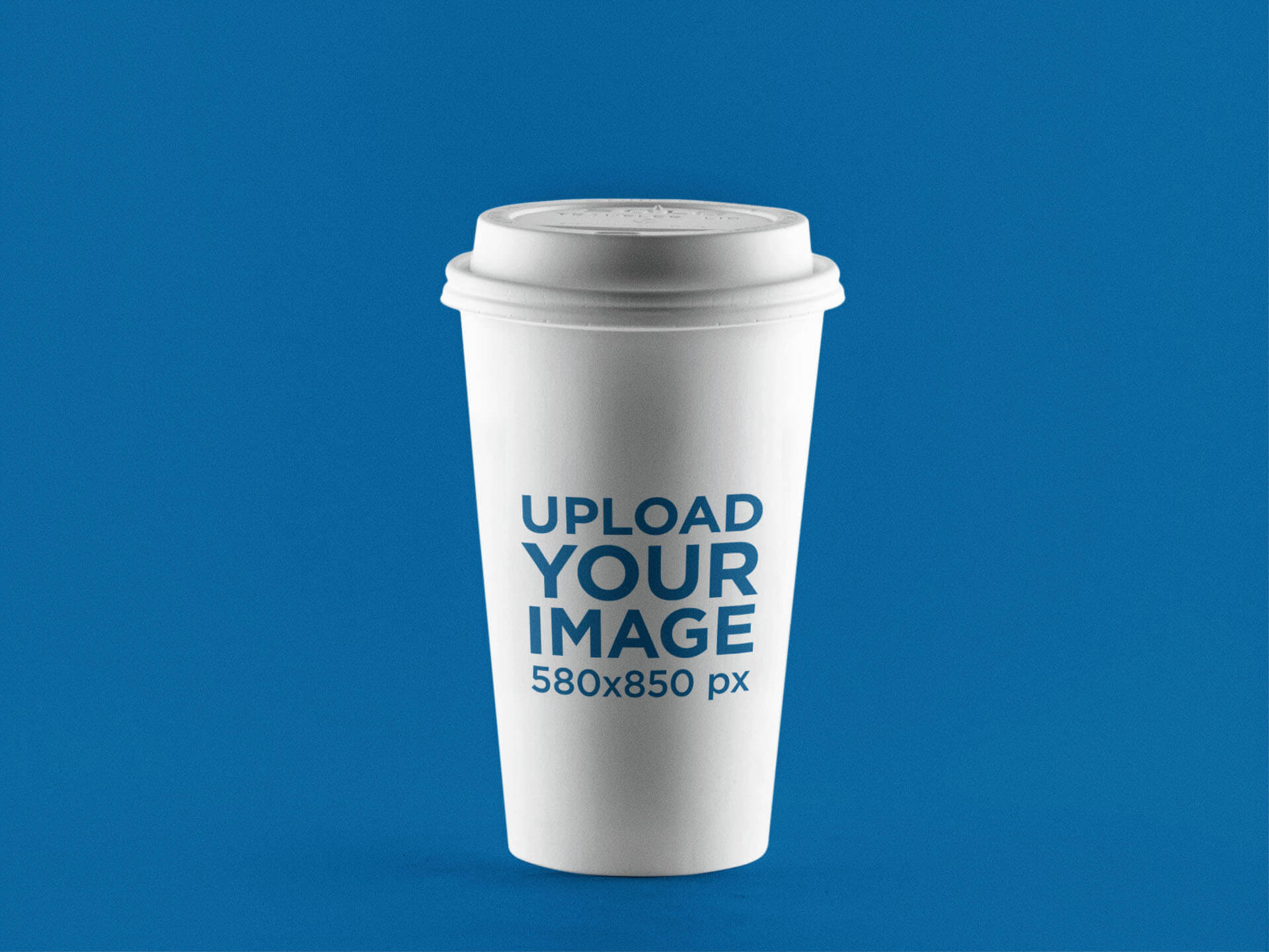 To Go Coffee Mug Mockup