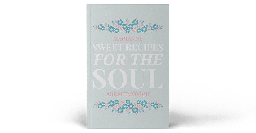 Mockup Book Cover Recipe