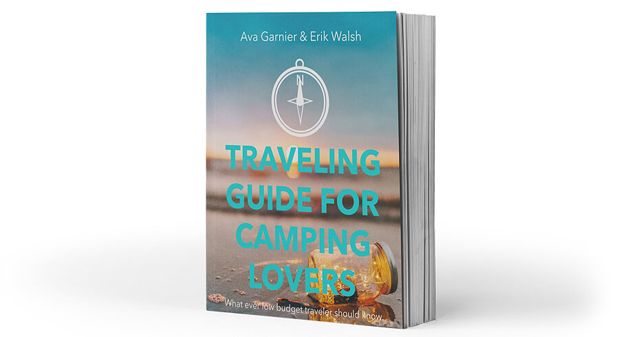 Mockup Book Cover Travel