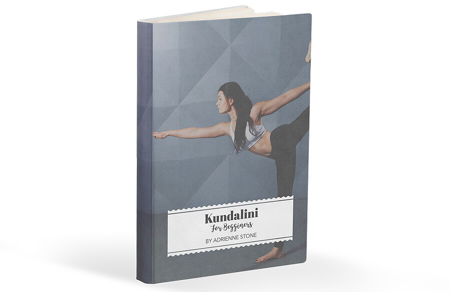 Mockup Book Cover Yoga