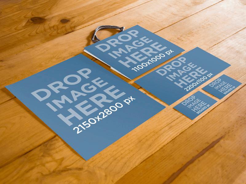 company branding paper