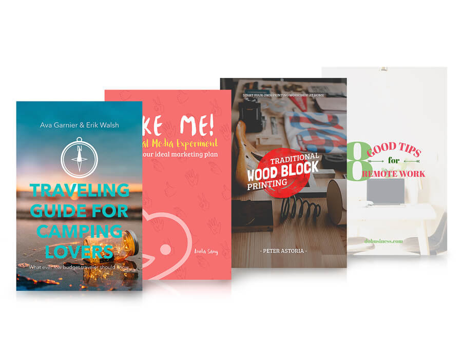 Create Instant Ebook Covers With This 3d Book Cover Maker