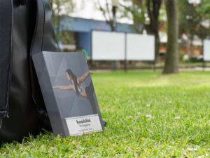 Book Mockup Yoga Park