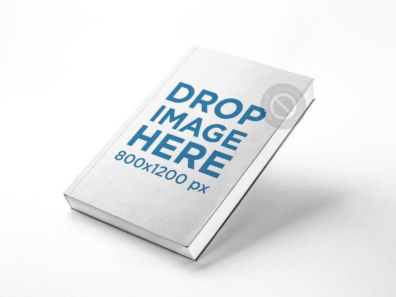 3d ebook mockup