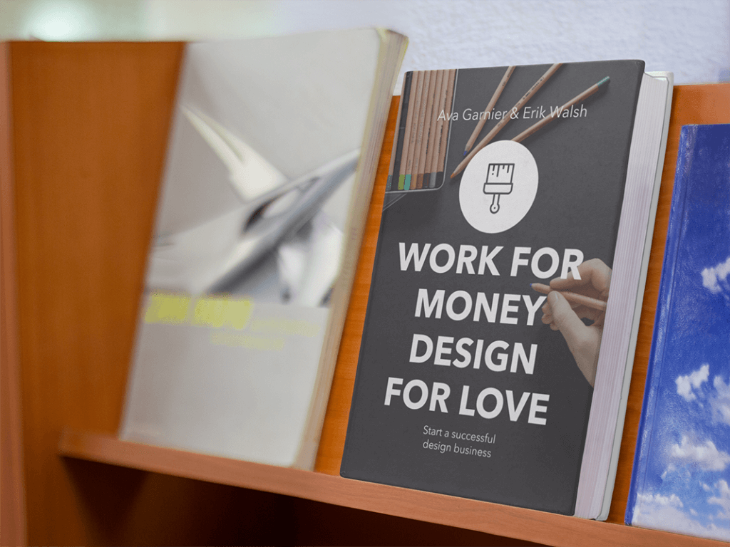 Book Cover Mockup Library