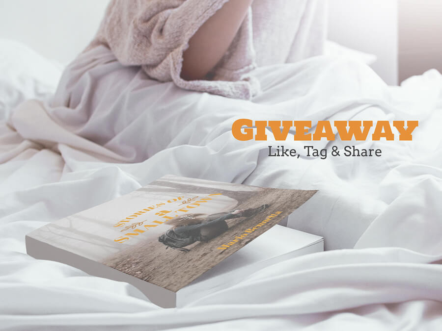 Giveaway Ad Selfpublished