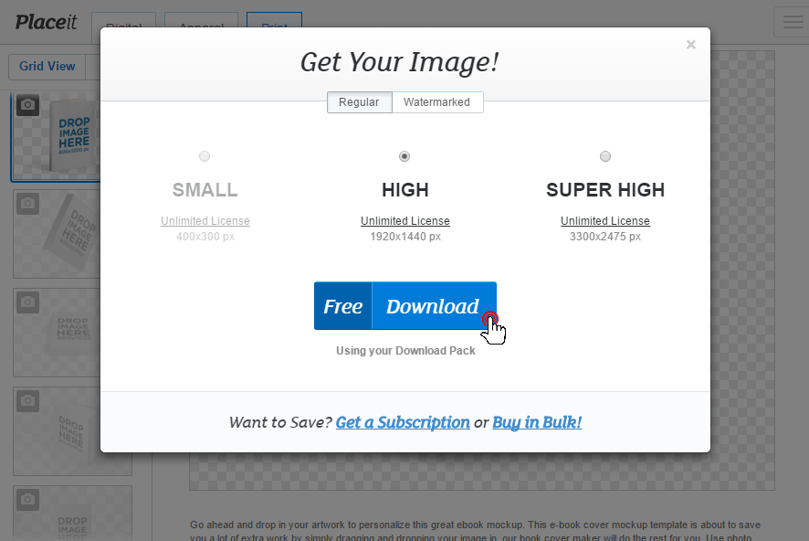 placeit free download
