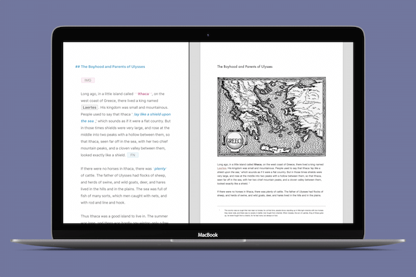 ulysses app selfpublished authors