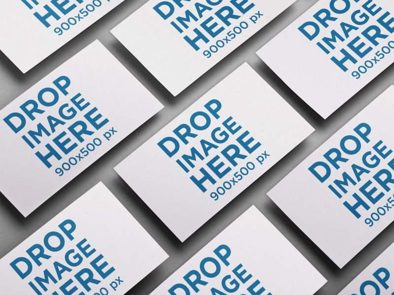 free psd business card mockups