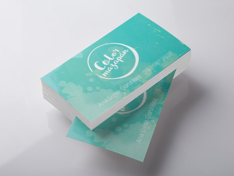 Free PSD Business Card Mockups | Placeit