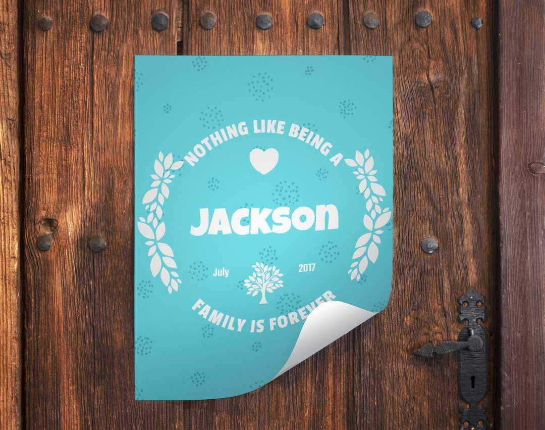 family-reunion-poster-design