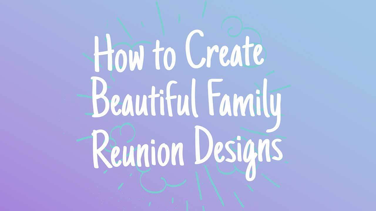 Family Reunion Shirts - Create and Download FREE Designs