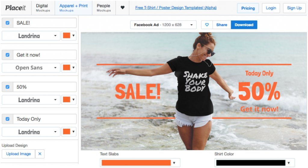 How To Create Teespring Facebook Ads Like A Professional Placeit
