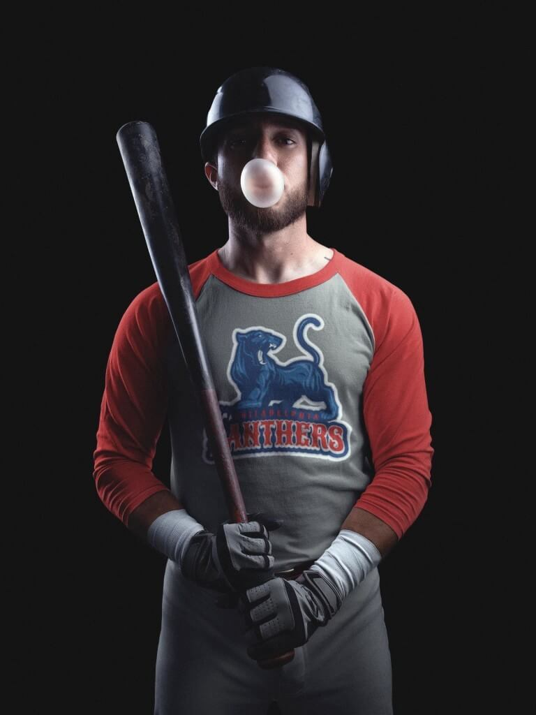 You Don't Have To Be A Designer to Customize This Baseball Jersey Template