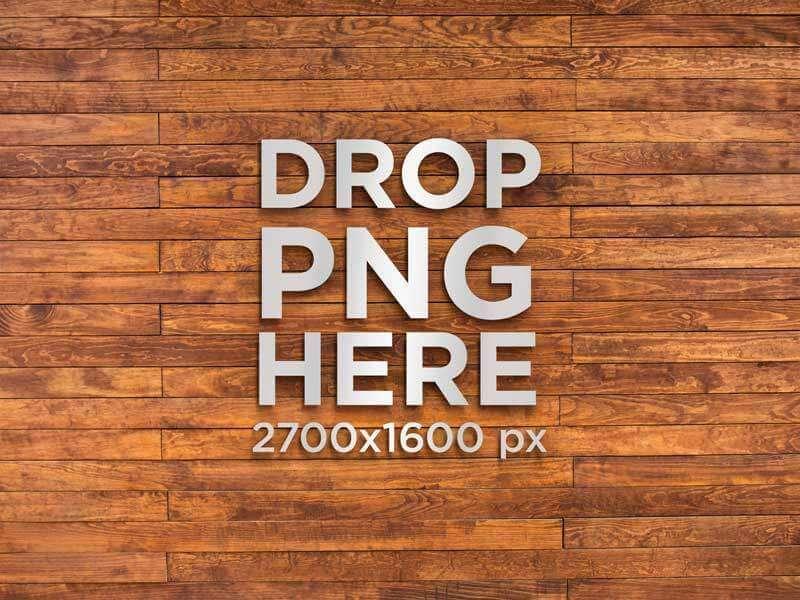 free-psd-logo-mockup