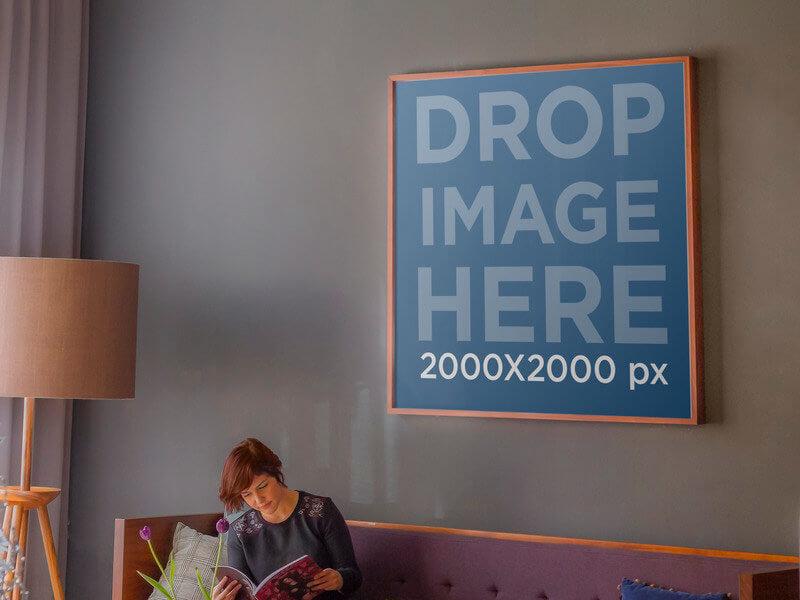 poster-mockup-living-room