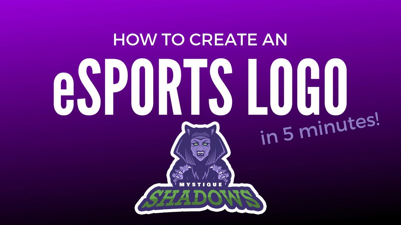 The best gaming logo maker out there placeit blog for How to make logo online