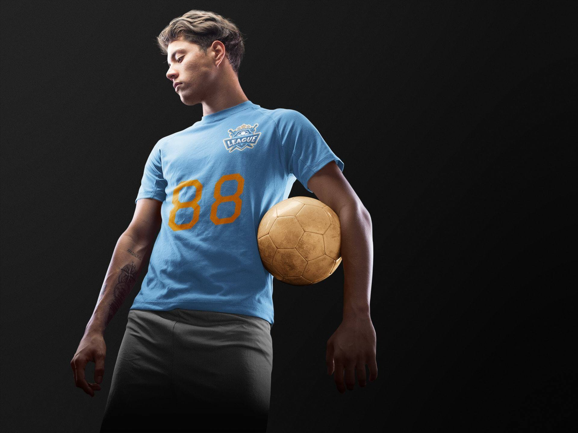 How to Design Custom Soccer Jerseys to Hype up Your Team