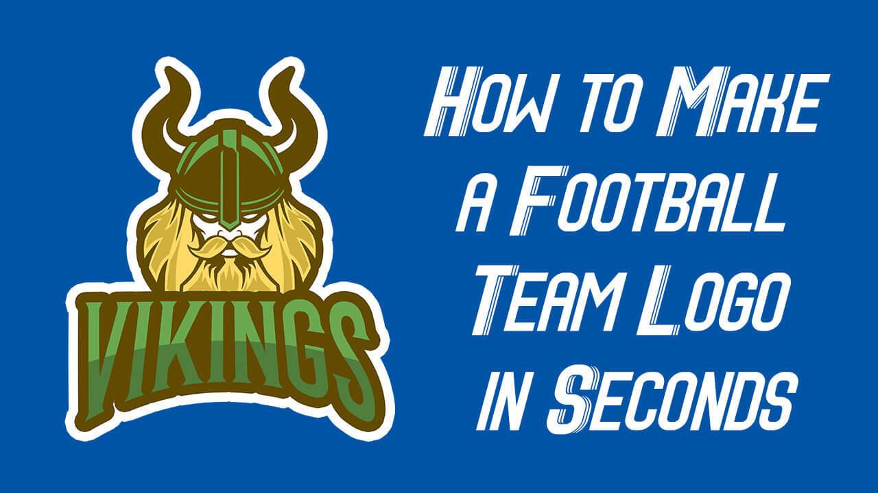 Football Logo Maker Create Team Logos In Seconds Placeit Blog