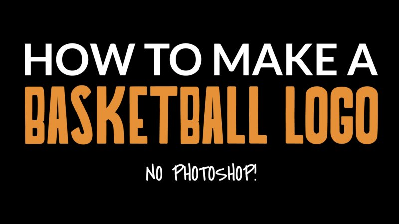 Design Your Own Basketball Team Logo