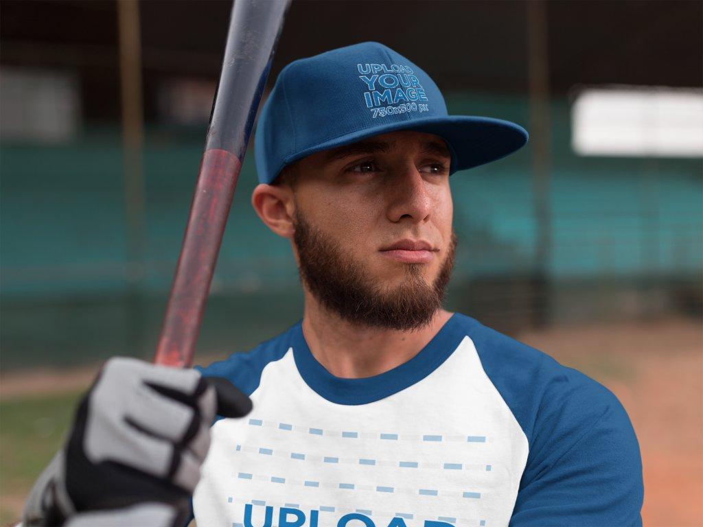 baseball uniform builder template