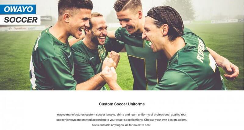 print soccer jerseys owayo