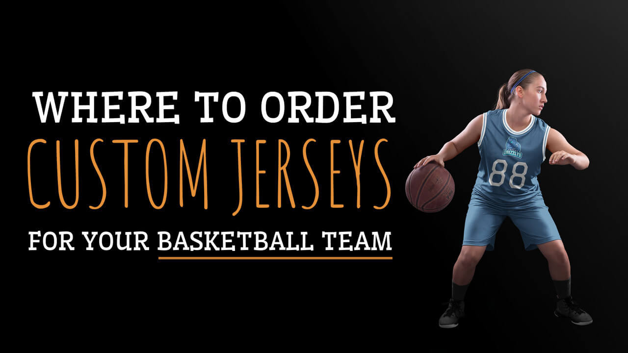 Where To Order Custom Basketball Jerseys For Your Team Placeit Blog