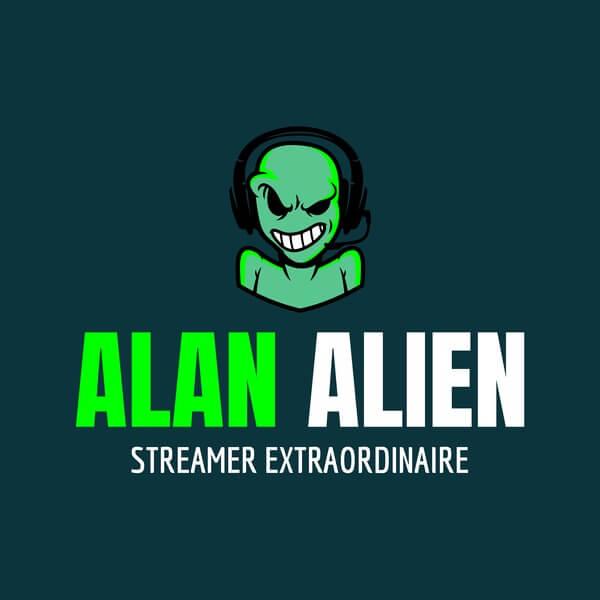 Alan Alien Esports Logo