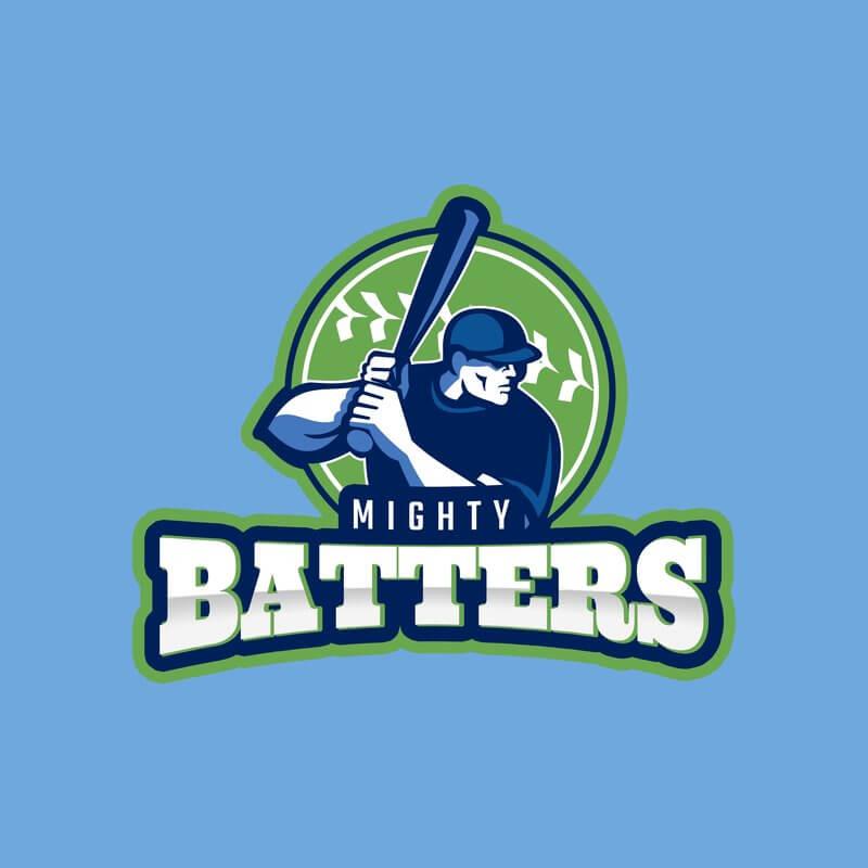 Custom Jersey Batters