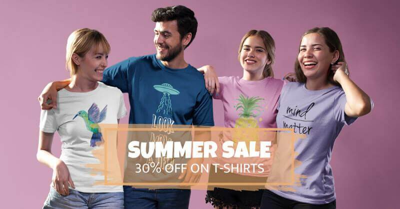 T-Shirt Facebook Ads