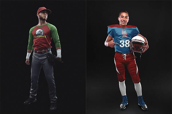 Customize Jersey and Sports Uniform Designs Featured Image