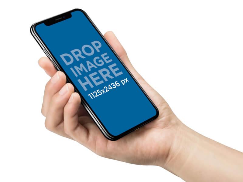 iphone-x-mockup-hand