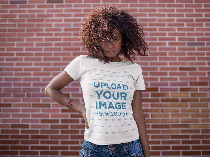 best-dropshipping-websites-black-beautiful-woman-model-