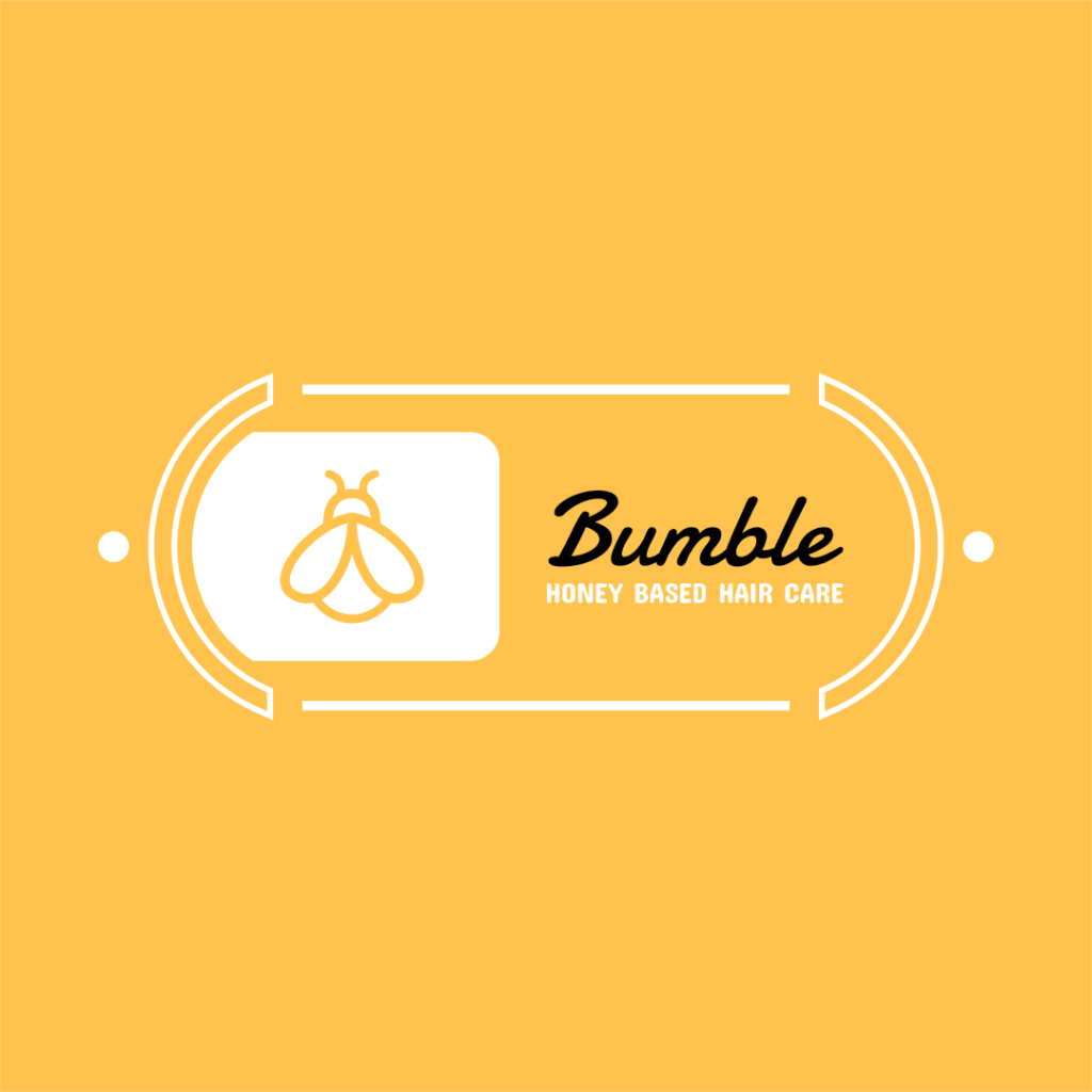 bumble logo in use 2