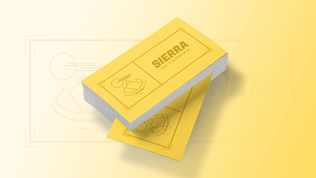 How to Make a Business Card Mockup