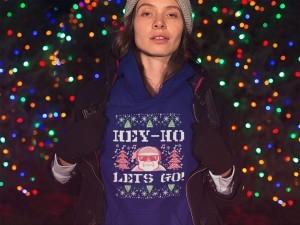 Ugly Christmas Sweater Design Idea