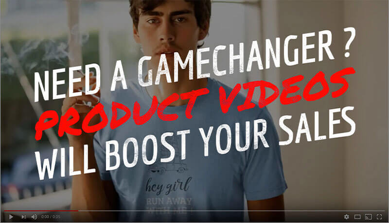 NEED A GAME CHANGER PRODUCT VIDEO