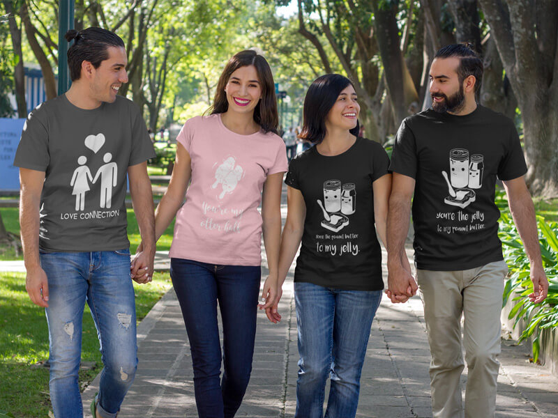 Ideas To Help You Design The Perfect Valentine S Day Shirts