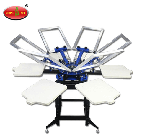 High Quality Manual Screen Printing Table