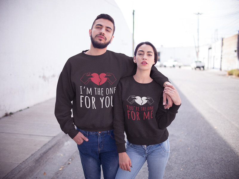 Valentine's Day Sweaters