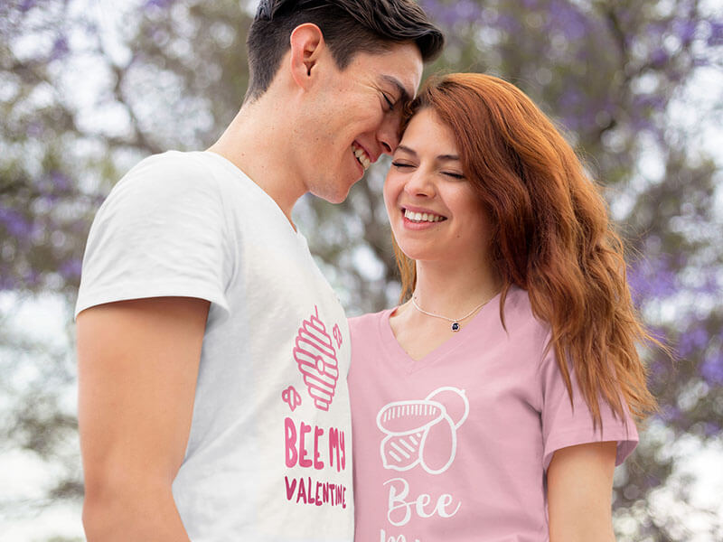 Valentine's Day Shirts for Couples